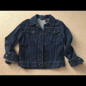 DKNY Jean Jacket, Size L